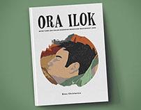 Javanese Myth Illustration Book - Ora Ilok