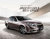 2013 models New Epica