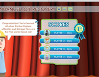 Richland Community College iPad Game