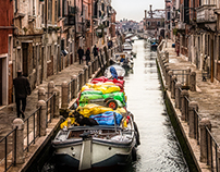 Early Morning in Venice (Travel Photography)