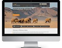 Wilderness Safaris Full Website Design