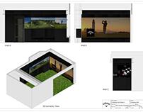 Works /2012-2013/-09: Golf Room Furniture