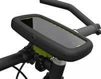 Bicycle GPS tracker