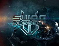 Swag Daggers generating logo