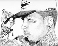 KidInk Portrait Drawing/Video