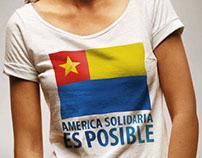 "Campaña ""Todos juntos"". América Solidaria"