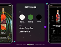 Spirits app