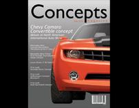 """Concepts"" Magazine"