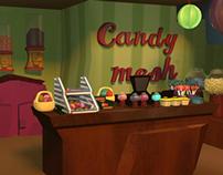 3D Candy Shop