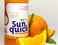 Sunquick Syrup | Redesign