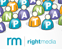 Right Media Branding and Collateral