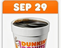 National Coffee Day (Times Square)