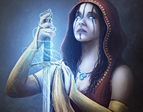 Sword conjuration