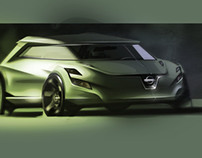 Nissan Burst