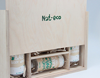 Nat-eco Baby Product Design