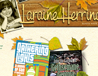 Author Laraine Herring
