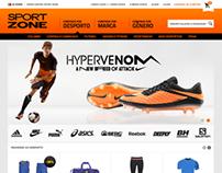 Sport Zone Online