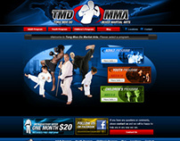 Tong Moo Do Martial Arts 2008