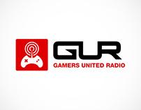 Gamers United Radio Logo 2009