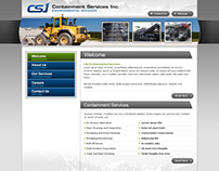 CSI Containment Website 2008
