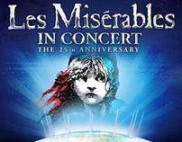Les Miserable in Concert