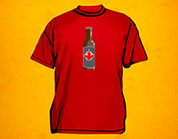 TrueNuff Drinker Shirt 2003