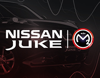 Nissan Juke m2o Special Edition