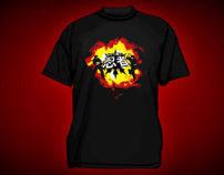 Good Ninja / Bad Ninja Shirt 2008