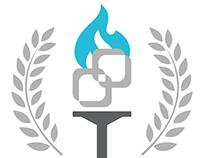 Event Branding - ScottMadden Olympics
