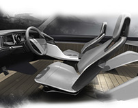 Koenigsegg Luxury Interior