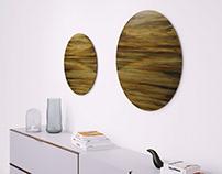 Free 3d model / Oxy Fluid Wall Deco by Ligne Roset