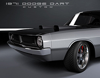 1971 Dodge Dart Custom
