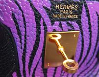 Custom Hermes Birkin