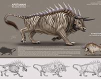 Apotamahi Bull
