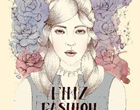 Visual Advocacy brief – FINZ fashion calendar 2014
