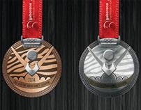 Baygoc Medal Design