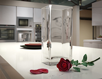 3d Kitchen Study