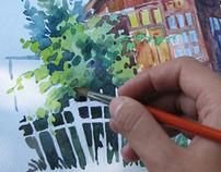 Watercolors 2007-2010