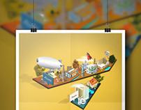 ACCESS City 3D