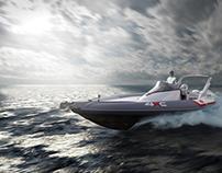 Sailing Advertising Image