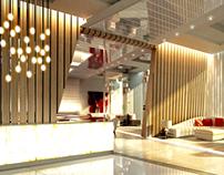 ALYAL Hotel Lobby Design
