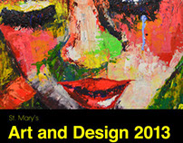 St. Mary's Art 2012–13 Posters