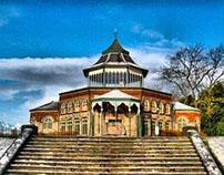 Mesnes Park, Wigan, UK