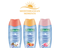 Repackaging Palmolive Mediterranean moments