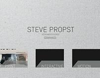 Unused portfolio site