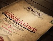 La Edad de la Ciruela - Obra de Teatro