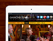 Boyd Gaming - Responsive Web