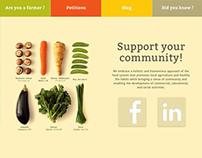 Site web pour Développement de Marchés Durables