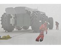 Prospective project - Polar truck Scylla