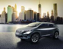 """Lexus"" photomanipulation"